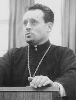 Протоиерей Иоанн Мейендорф